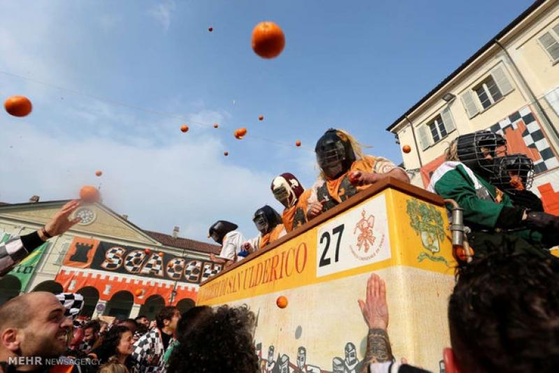ايتاليا: جنگ پرتقالی