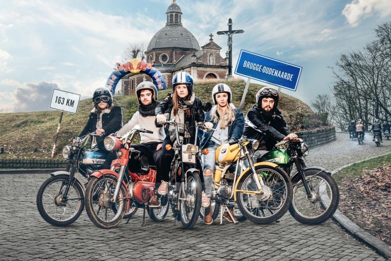 مسابقه موتورگازی ها در آدرنن بخش فلاندرن