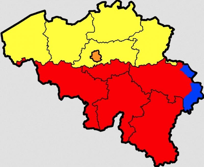 همه چیز درباره انتخابات ۲۶ می ۲۰۱۹ بلژیک