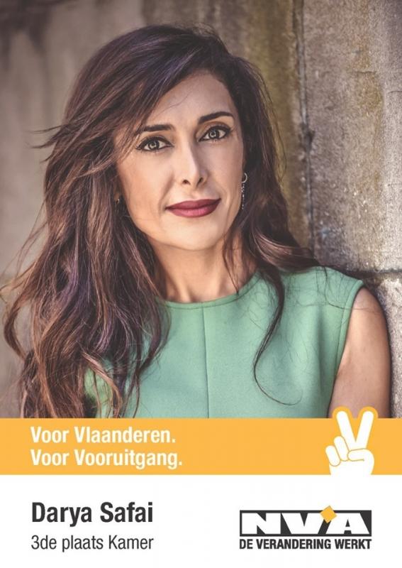 لیست کاندیدهای پارسی زبان در انتخابات ۲۶ می ۲۰۱۹ بلژیک