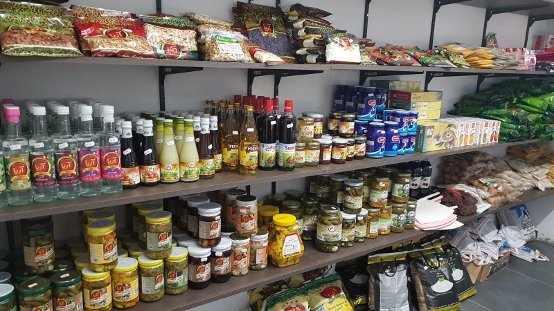 Tehroon Market